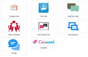 ChatLiv Chatrooms Features