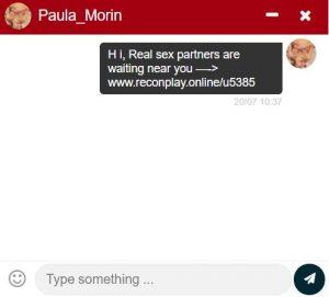 AdultChat.net inbox