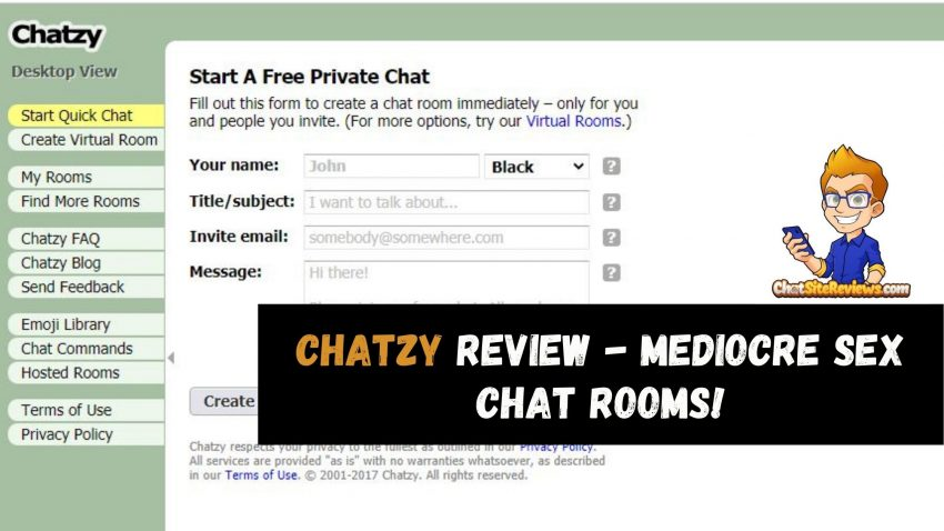 Chatzy review