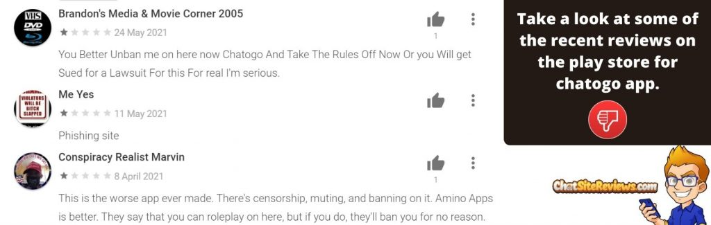 chatogo.com reviews