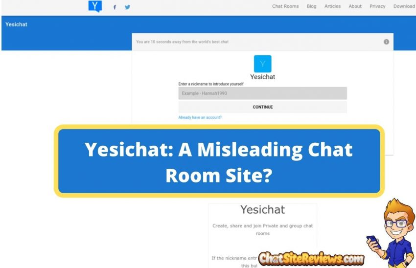 yesichat review